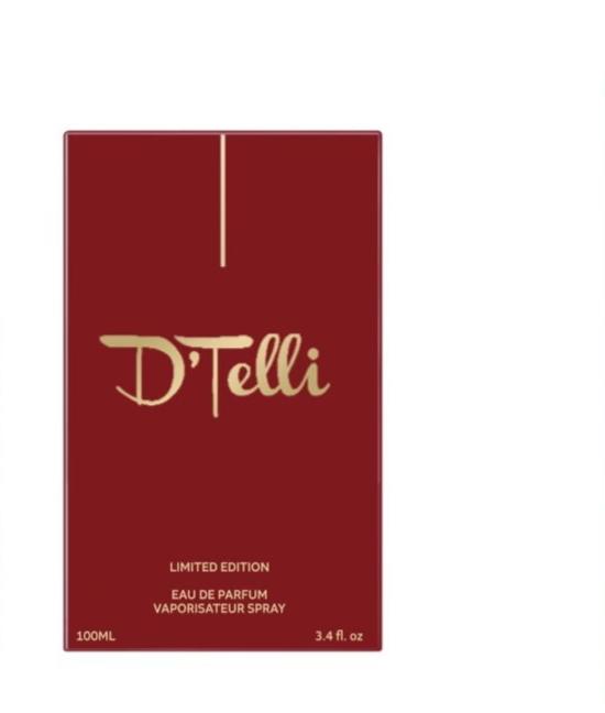 DTelli Fragrance | Telli Swift